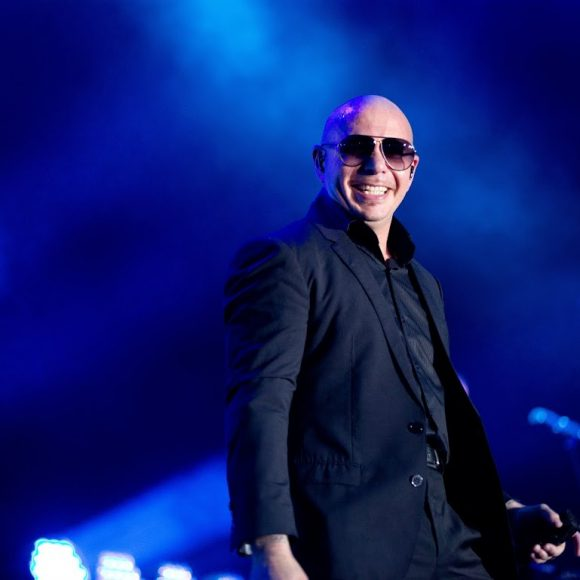 PITBULL LIVE IN HONG KONG 2015