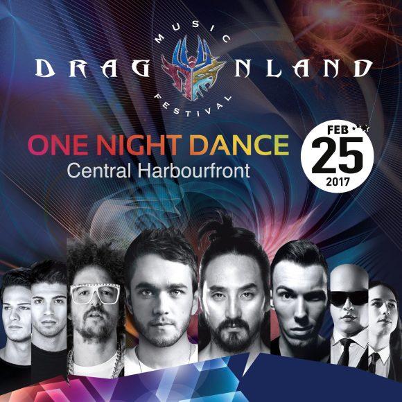 Dragonland Music Festival 2017 – One Night Dance