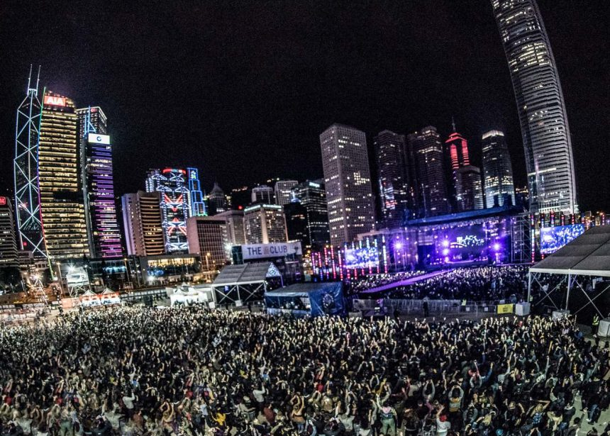"""Hong Kong waterfront rocks to debut Dragonland Music Festival"" – SCMP"